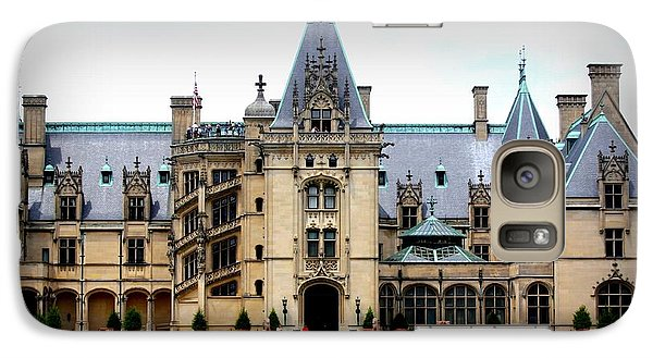 Galaxy Case featuring the photograph Biltmore Estate by Patti Whitten