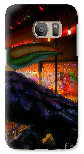 Galaxy Case featuring the photograph Bird IIzza Word by Robert McCubbin