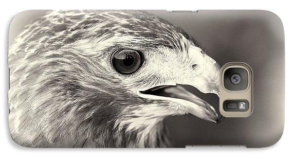 Bird Of Prey Galaxy S7 Case by Dan Sproul
