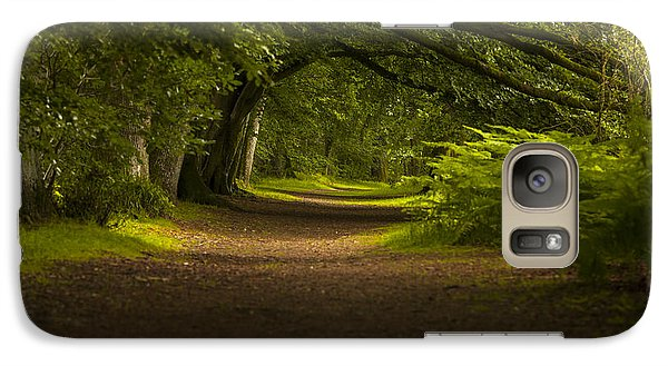 Birnam Woods Landscape Wall Art Galaxy S7 Case
