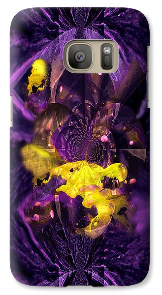 Galaxy Case featuring the photograph Birth Of Universe by Robert Kernodle