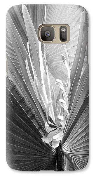Galaxy Case featuring the photograph Bismark Palm by Jim Snyder