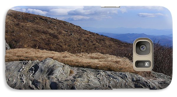 Galaxy Case featuring the photograph Black Balsam Knob-north Carolina by Mountains to the Sea Photo