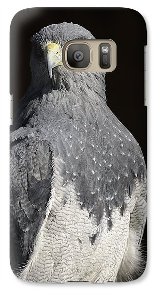 Black Chested Buzzard-eagle No 1 Galaxy S7 Case by Andy-Kim Moeller