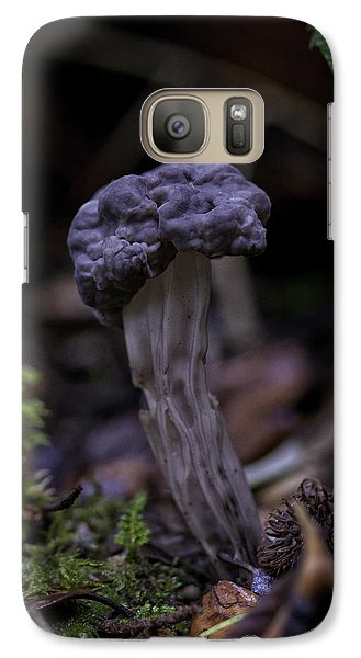 Galaxy Case featuring the photograph Black Elfin Saddle by Betty Depee