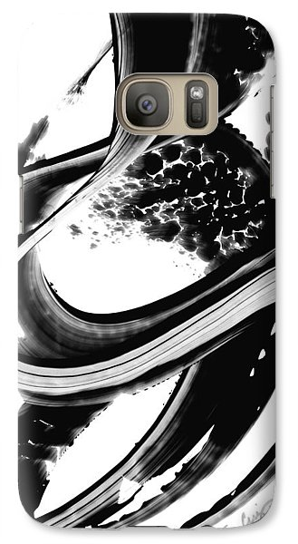 Black Magic 313 By Sharon Cummings Galaxy S7 Case by Sharon Cummings
