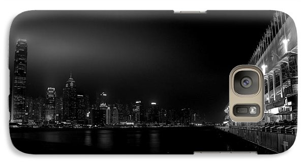 Galaxy Case featuring the photograph Black Orient by Peter Thoeny