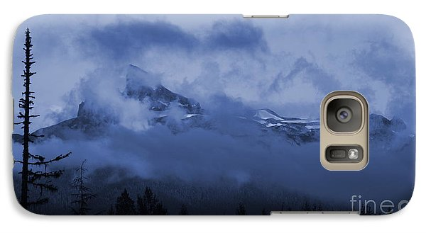 Galaxy Case featuring the photograph Black Tusk Mountain by Amanda Holmes Tzafrir