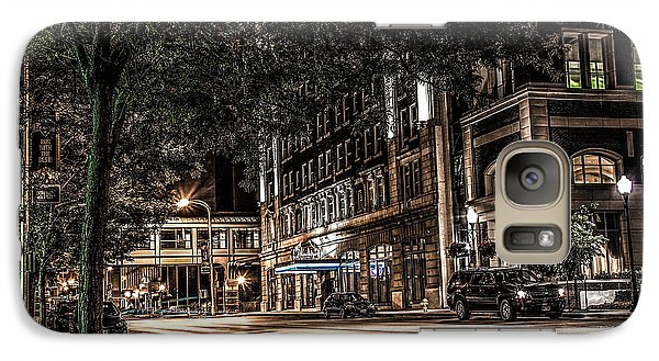 Galaxy Case featuring the photograph Blackhawk Hotel by Ray Congrove