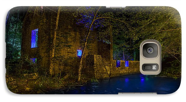 Galaxy Case featuring the photograph Blanchard's Mill by Keith Kapple
