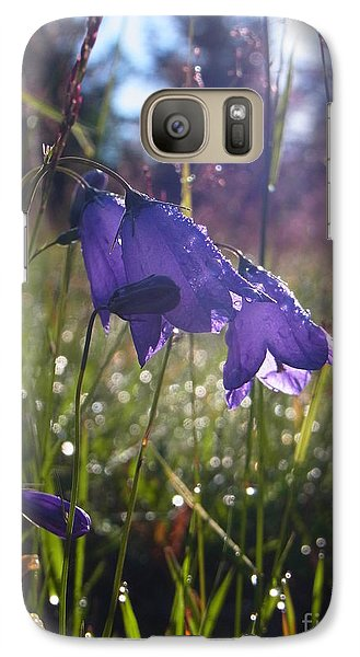 Galaxy Case featuring the photograph Blessing Of A New Day by Agnieszka Ledwon