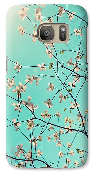 Flowers Galaxy S7 Case - Bloom by Kim Fearheiley