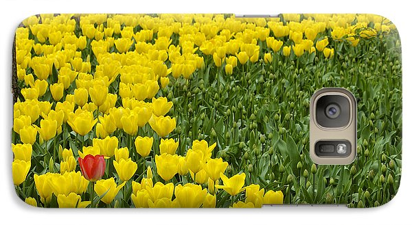 Galaxy Case featuring the photograph Bloom Where You Are  Planted by Robert Camp