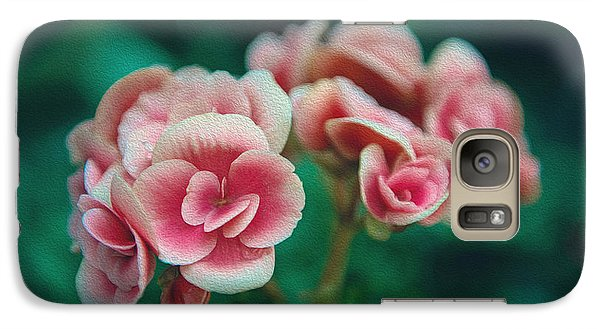 Galaxy Case featuring the photograph Blossom by Yew Kwang