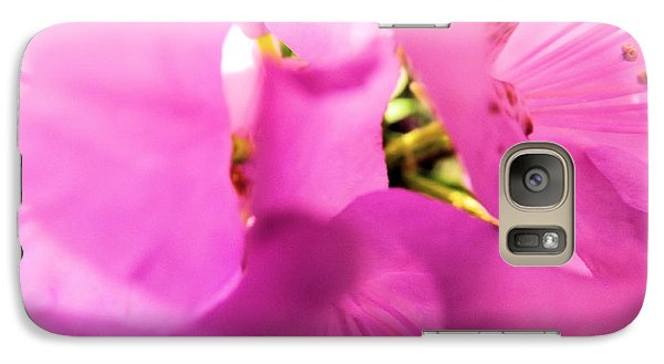 Galaxy Case featuring the photograph Blossoming Beauty by Robyn King
