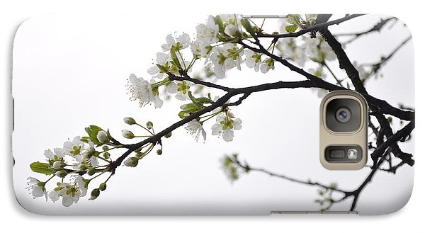 Galaxy Case featuring the photograph Blossoms by Kristen R Kennedy