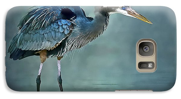 Galaxy Case featuring the photograph Blue Bayou by Brian Tarr