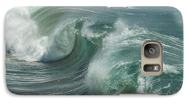 Blue Glass  Galaxy S7 Case
