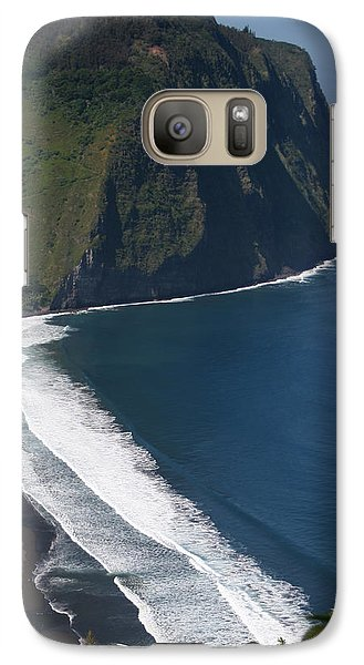 Galaxy Case featuring the photograph Blue Hawaii by Kathleen Scanlan