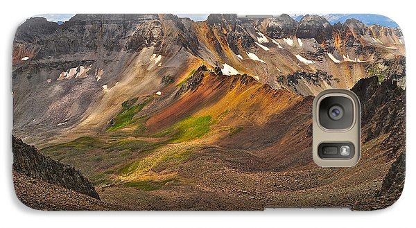 Blue Lakes Pass Galaxy S7 Case