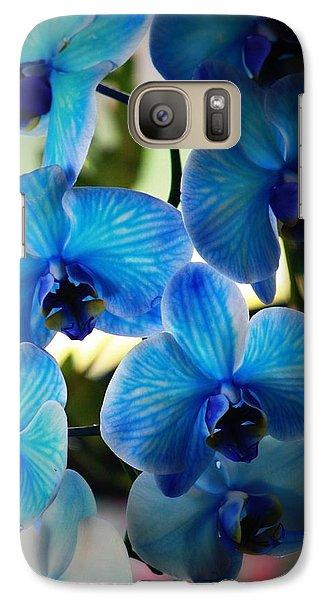 Blue Monday Galaxy S7 Case