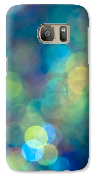 Blue Of The Night Galaxy Case by Jan Bickerton