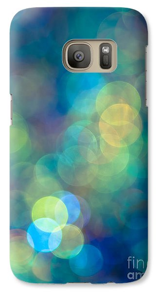Blue Of The Night Galaxy S7 Case by Jan Bickerton