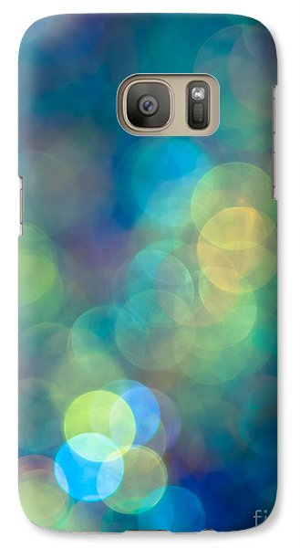 Fantasy Galaxy S7 Case - Blue Of The Night by Jan Bickerton