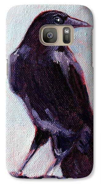 Blue Raven Galaxy S7 Case