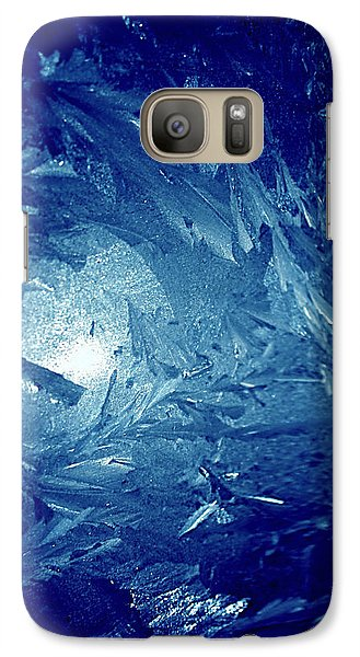Galaxy Case featuring the photograph Blue by Richard Thomas