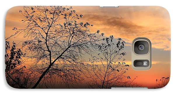 Galaxy Case featuring the photograph Blue Ridge Sunrise by Mountains to the Sea Photo