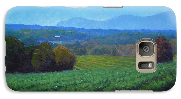 Salamanders Galaxy S7 Case - Blue Ridge Views by Armand Cabrera