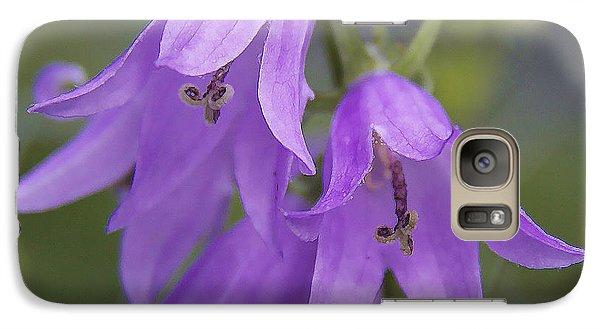 Galaxy Case featuring the photograph Bluebells by Susan Crossman Buscho