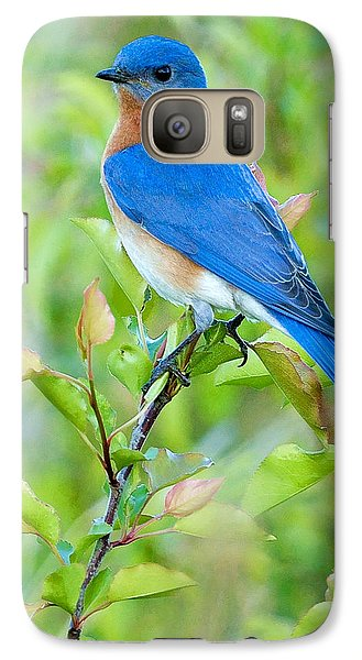 Bluebird Joy Galaxy S7 Case