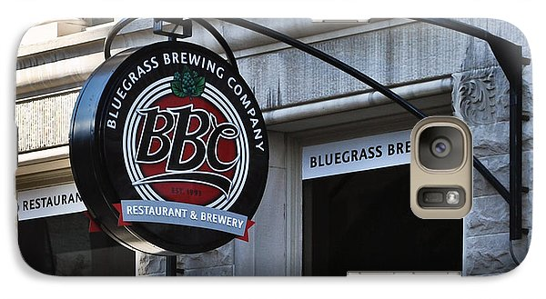 Galaxy Case featuring the photograph Bluegrass Brewing Company by Greg Jackson