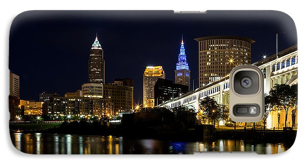 Blues In Cleveland Ohio Galaxy S7 Case