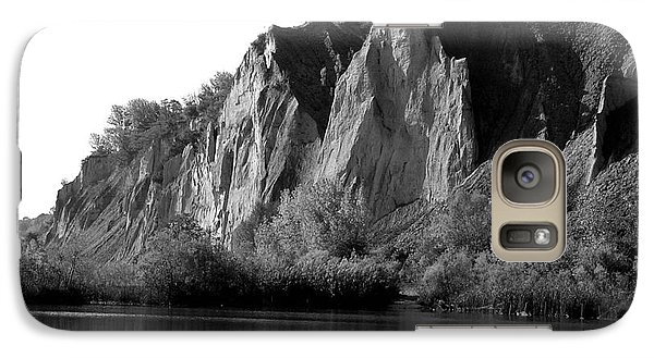 Galaxy Case featuring the photograph Bluffers Park Toronto Canada by Susan  Dimitrakopoulos