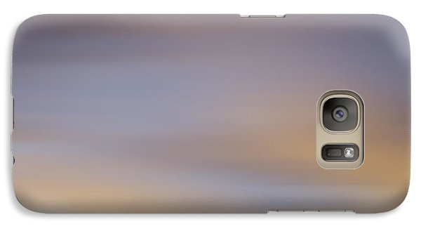 Galaxy Case featuring the photograph Blurred Sky 2 by John  Bartosik