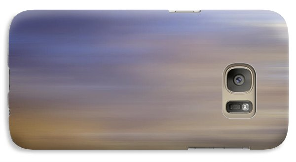 Galaxy Case featuring the photograph Blurred Sky3 by John  Bartosik