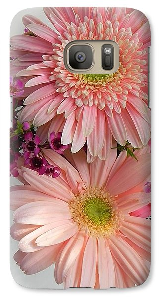 Galaxy Case featuring the photograph Blush by Peggy Stokes