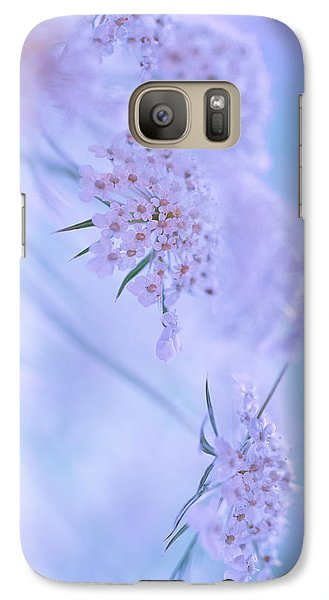 Galaxy Case featuring the photograph Blushing Bride by Annette Hugen