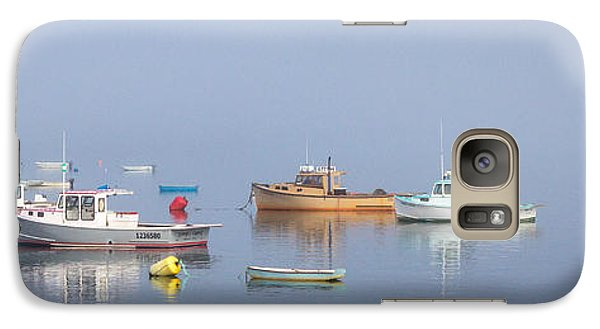 Galaxy Case featuring the photograph Boats  by Trace Kittrell