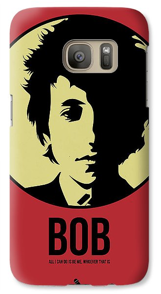Bob Poster 1 Galaxy Case by Naxart Studio