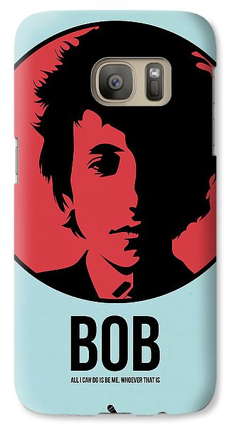 Bob Poster 2 Galaxy Case by Naxart Studio