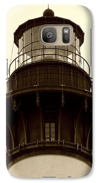 Galaxy Case featuring the photograph Bodie Island Light Iv by Kelly Nowak