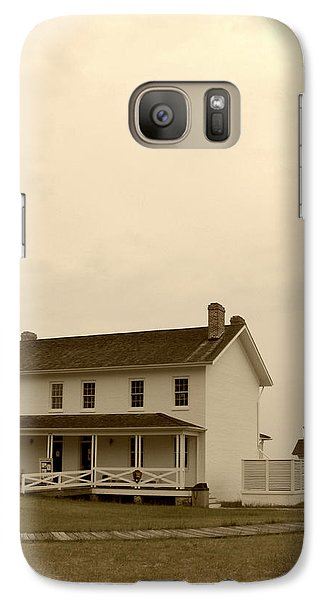 Galaxy Case featuring the photograph Bodie Light II by Kelly Nowak
