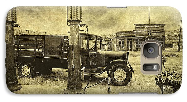 Galaxy Case featuring the photograph Bodie Memories by Priscilla Burgers