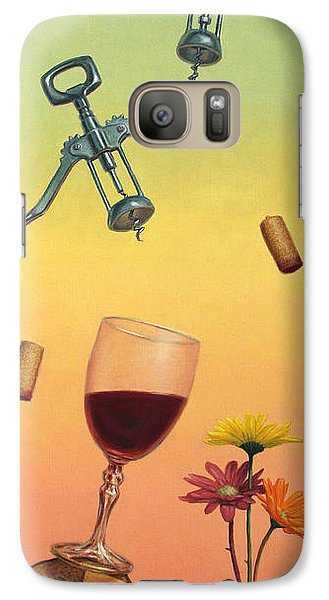 Cocktails Galaxy S7 Case - Body And Soul by James W Johnson