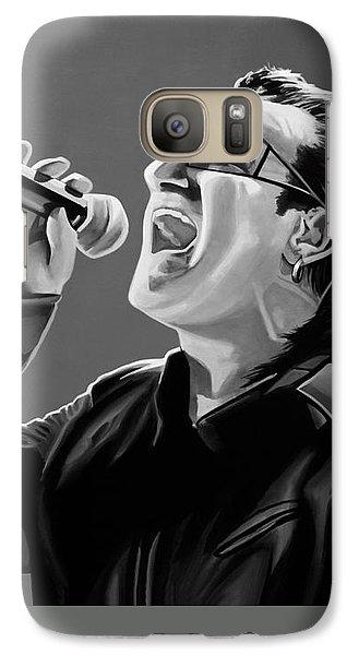 Bono U2 Galaxy S7 Case
