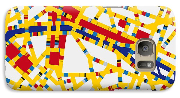 Boogie Woogie Paris Galaxy S7 Case by Chungkong Art
